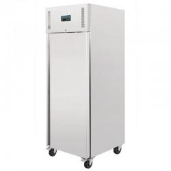 Réfrigérateur inox Polar 650 litres