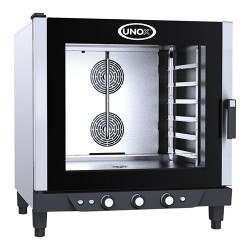 FOUR BAKE-OFF BakerLux Manual inox 6x60x40 UNOX