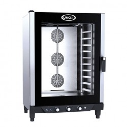 FOUR BAKE-OFF BakerLux Manual inox 10x60x40 UNOX