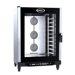 FOUR BAKE-OFF BakerLux Dynamic inox 10x60x40 UNOX
