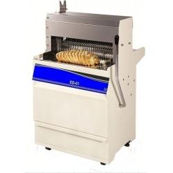 Machine à trancher le pain sur roulettes (ED01)