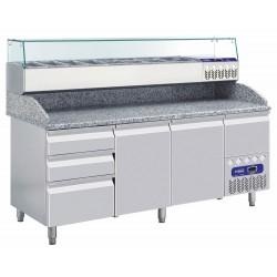 table frigorifique