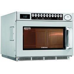 Micro-ondes prof. GN 2/3, en inox,Digital,1500 W. (26 Lt)