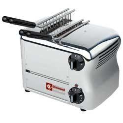 """Toaster (croque-monsieur) électrique 2 pinces """"Silver"""""""