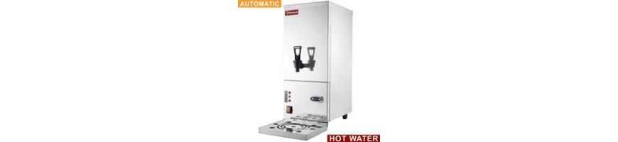 Bouilleurs de l'eau chaude