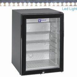 Minibar porte vitrée, 42 litres