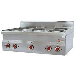 Cuisinière électrique 5...