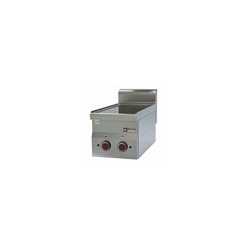 Cuisinière vitrocéramique 2 plaques -Top-
