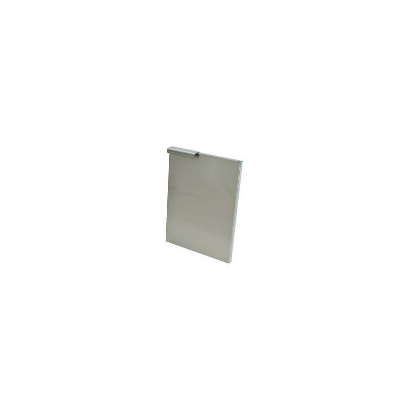 Porte droite pour soubassement 300 mm
