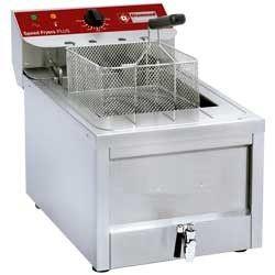 Friteuse électrique 12 lit. -TOP-