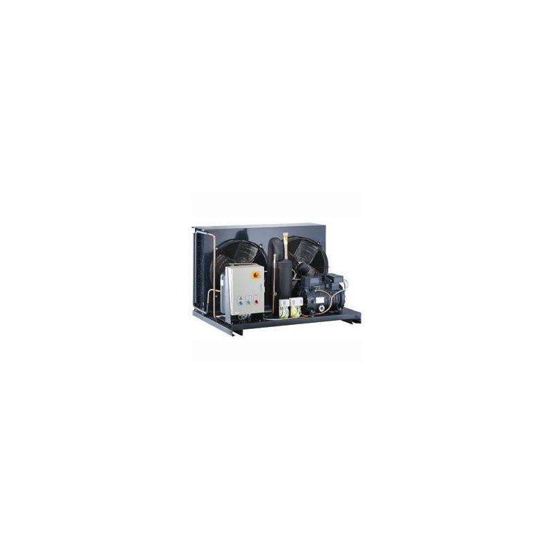 Unité frigorifique, condenseur à eau, 20x GN 1/1