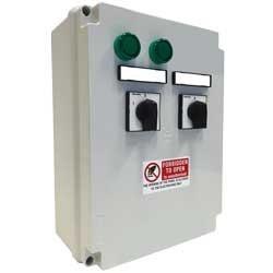Coffret électrique 2 vitesses + interrupteur TL