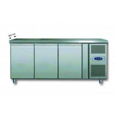 Table réfrigérée ventilée 3 portes