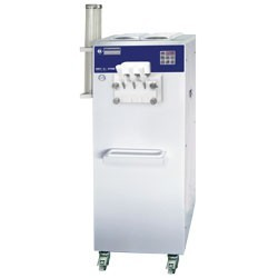 Machine Soft Ice Cream, 2 parfums + panaché, 22.5 Kg/h, condenseur air