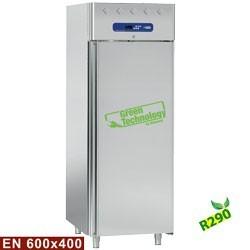 Armoire de congélation 700 Lit. ventilée, 1 porte, 20x EN 600x400
