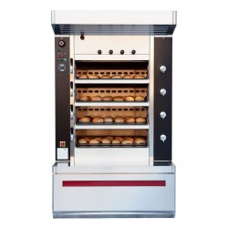 Four boulangerie Electrique 4 Bouches REAL FORNI