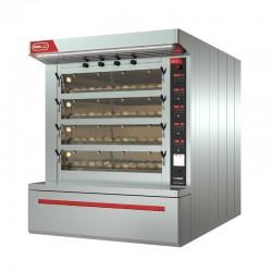 Four boulangerie Electrique 8 Bouches REAL FORNI