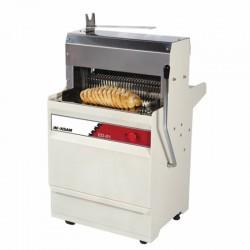 Trancheuse à pain Manuelle sur roulettes 500Coupes/H