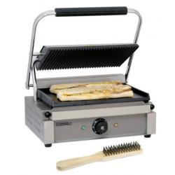 Appareil à panini fonte mixte simple L2G