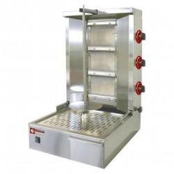 GYROS GRILL GAZ 40-55 KG