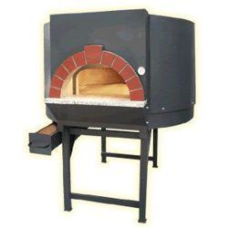 Four à 4 pizzas professionnel à bois Ø300 mm