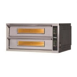 Four 2x6 pizzas électrique Digital Large professionnel