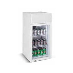 Réfrigérateur mini portes en verre