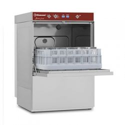 "Lave-verres, panier 400x400 mm ""Full Hygiène"""