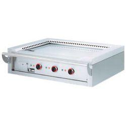 """Plaque """"Teppanyaki """" électrique, 3 zones (3x 4,7 kW), de table -Top-"""