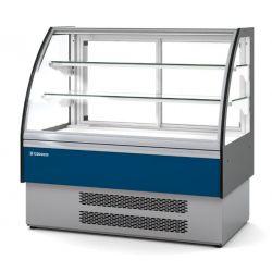 Table de préparation frigorifique 2 portes GN 1/1, 240 Lit, structure réfrigérée 5x GN1/6-150 mm
