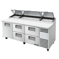 copy of Table de préparation pizza, 2 tiroirs, Engelen-Heere