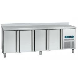 Table réfrigérée ventilée 4 portes
