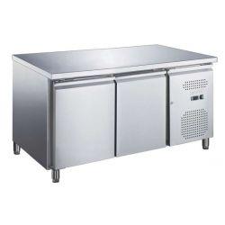 Table réfrigérée positive 2 portes, afi