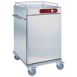 Chariot de maintien à température pour repas, 10 GN 2/1