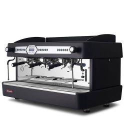 Machine à café 3 groupes, automatique.(avec display)-NOIR