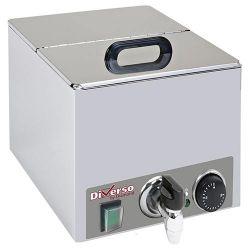 Chauffe aliment électrique , GN 1/2 - 150 mm