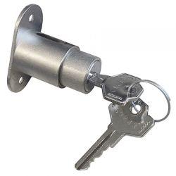 Option : serrure à clé pour armoires