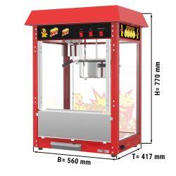 Machine à pop-corn - 5 kg / h - avec 1 Chaudière