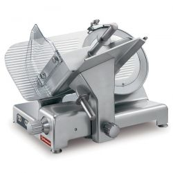 "Trancheuse professionnelle oblique, Ø 350 mm ""Grande distribution"" (350/MKD-C)"