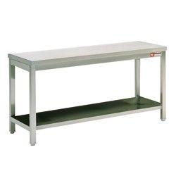 TABLE DE TRAVAIL AVEC SOUS TABL.