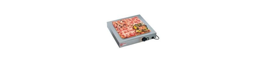 Plaques chauffe-pizzas