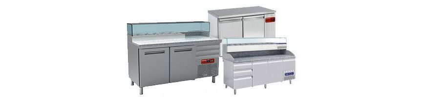 Tables frigorifiques & congélation