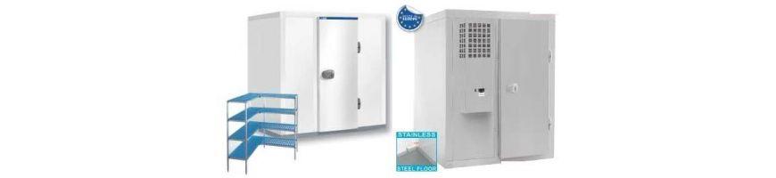 Chambres frigorifiques et congélation