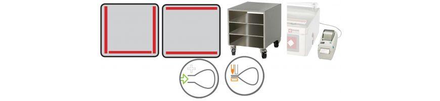 Accessoires pour machines sVides